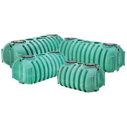 Plastic Poly Septic Tanks by Snyder Industries
