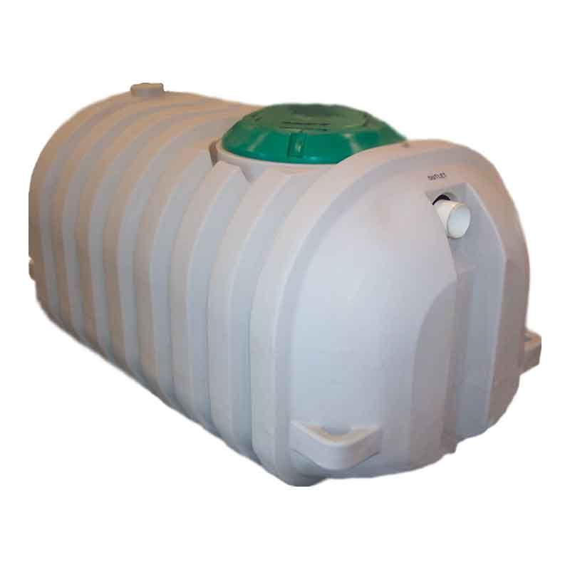500 Gallon Water Tank >> Snyder Industries 500 Gallon 1 Compartment Septic Tank Pre Plumbed