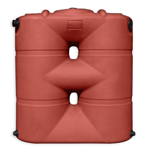 Bushman 265 Gallon Rainwater Harvesting Tank Black