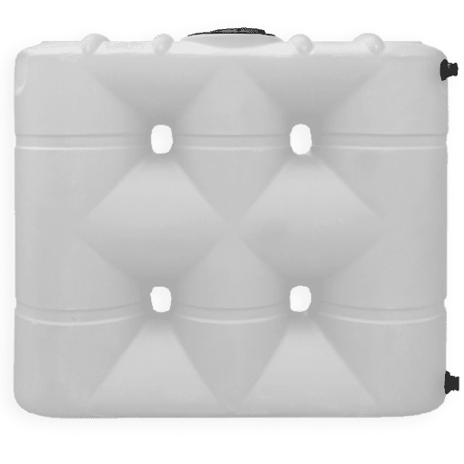 Bushman USA Slimline Water Storage Tank in Natural