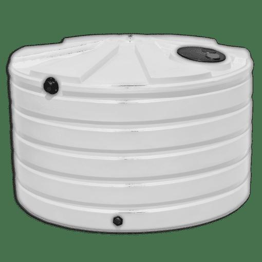 Bushman 1110 Gallon Low Profile Rainwater Harvesting Tank in Natural