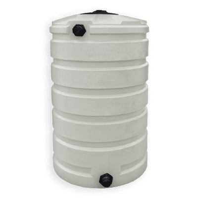 Bushman 205 Gallon Water Storage Tank in White