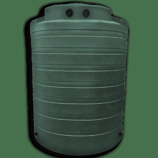 Bushman 4050 Gallon Rainwater Harvesting Tank in Forest Green