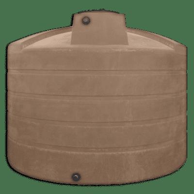 Bushman 4995 Gallon Water Storage Tank in Mocha
