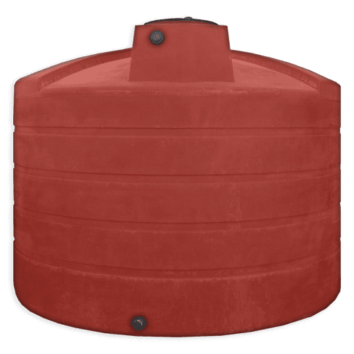 Bushman 5050 Gallon Water Storage Tank in Brick
