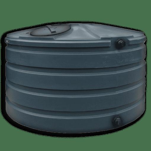 Bushman 660 Gallon Plastic Water Storage Tank in Green